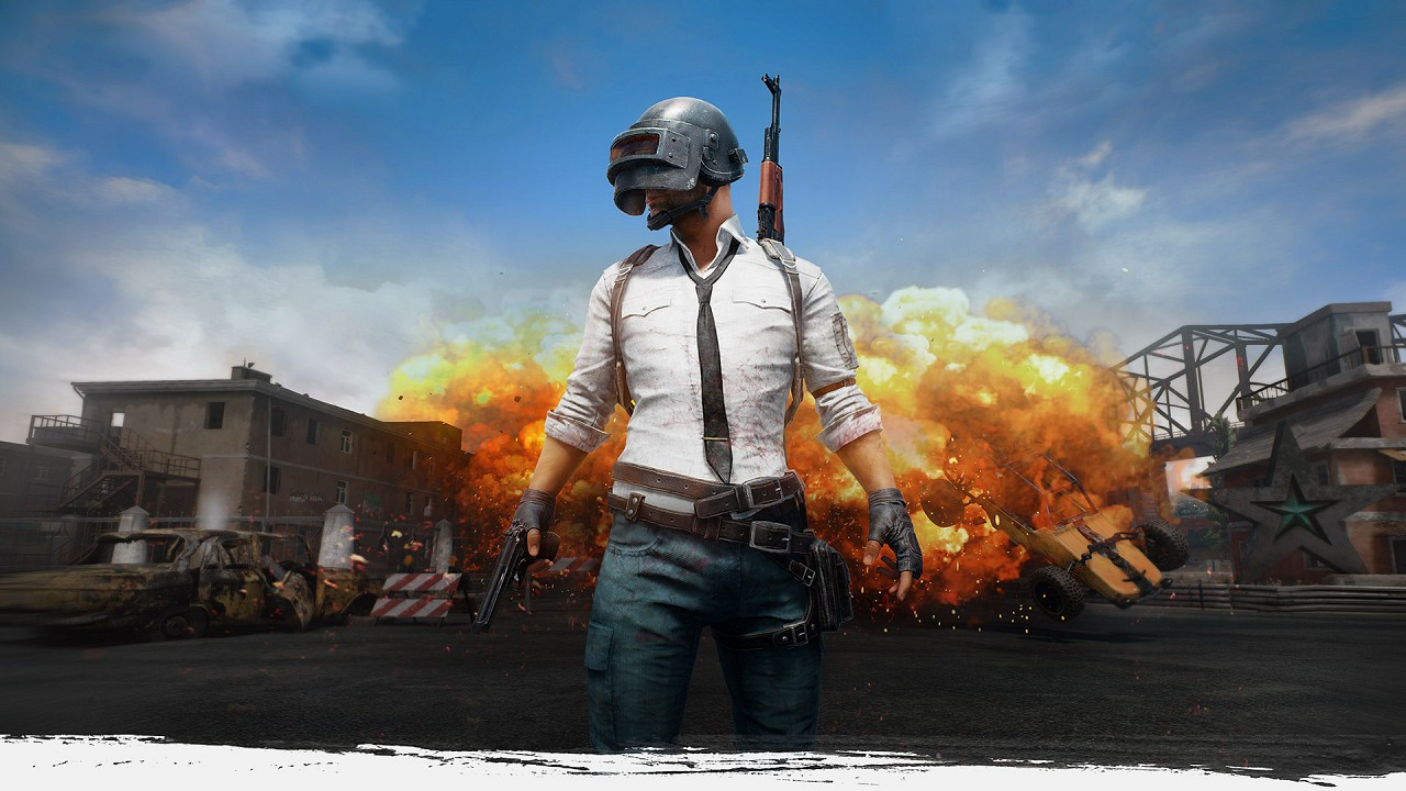 xbox one s Playerunknown's Battlegrounds immagine PC Xbox One slider