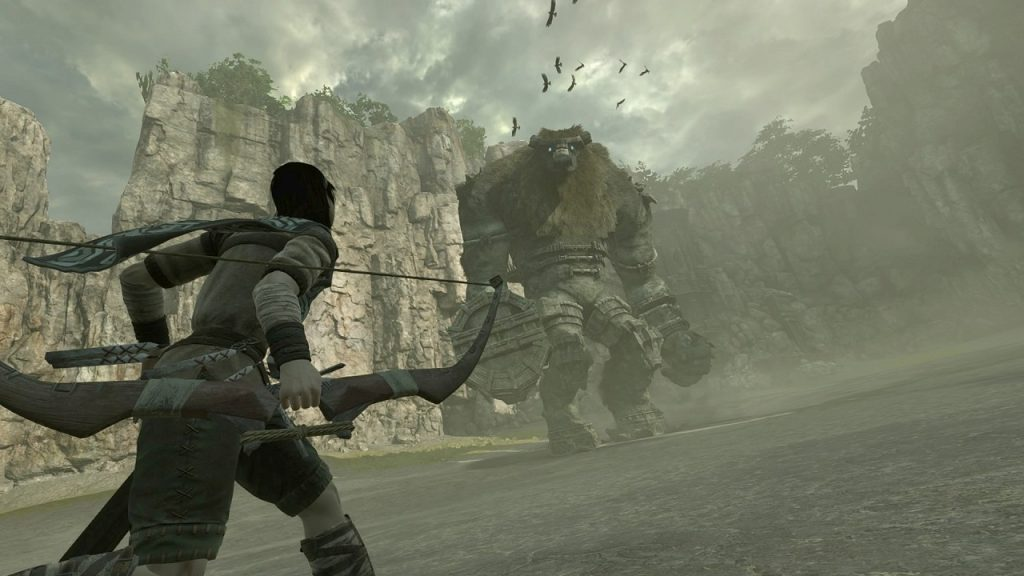 Shadow of the Colossus classifica regno unito