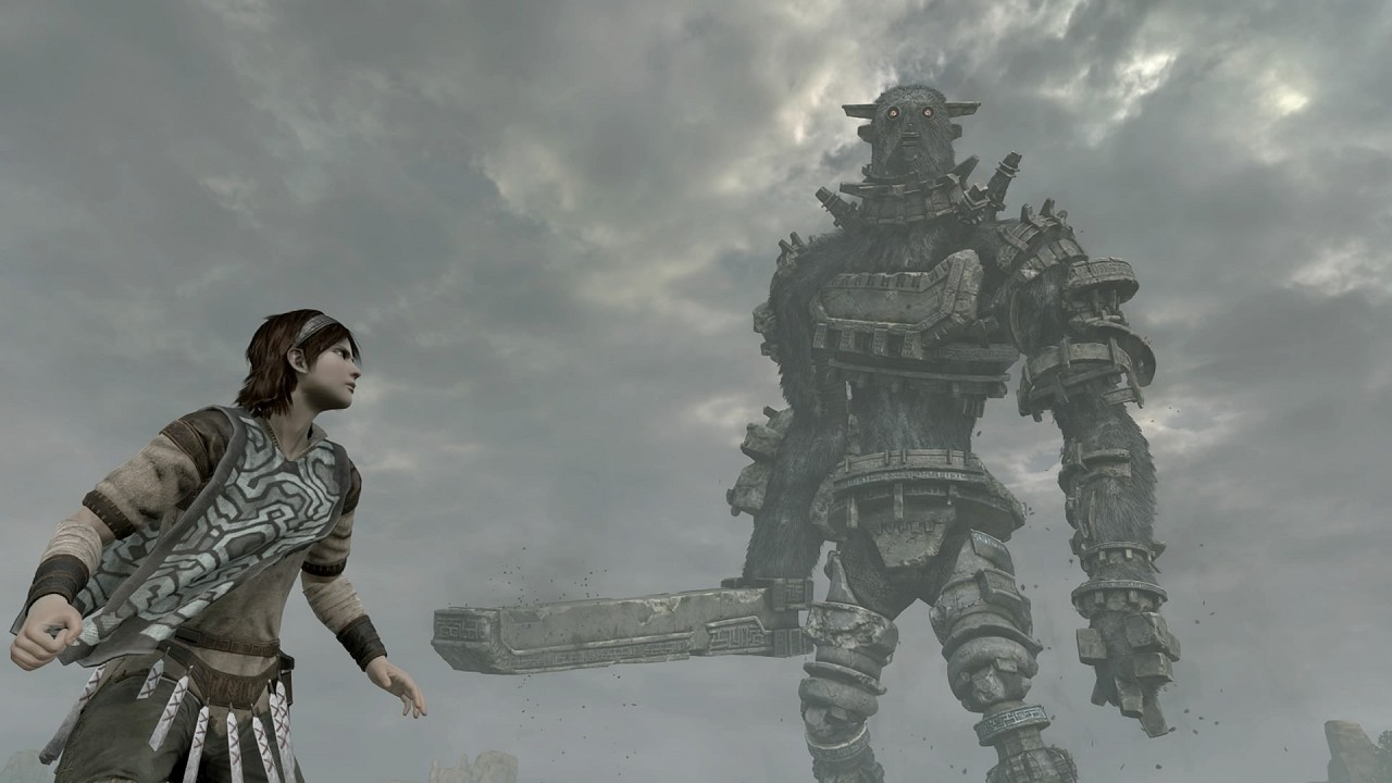Shadow of the Colossus immagine PS4 05