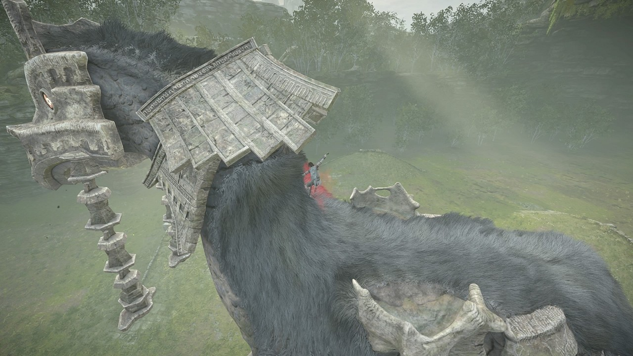 Shadow of the Colossus immagine PS4 07