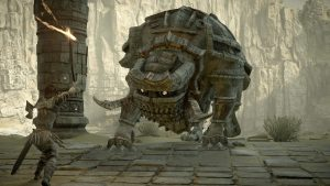 Shadow of the Colossus immagine PS4 16