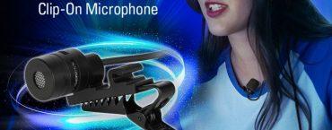 Sharkoon annuncia il microfono clip on per cuffie SM1