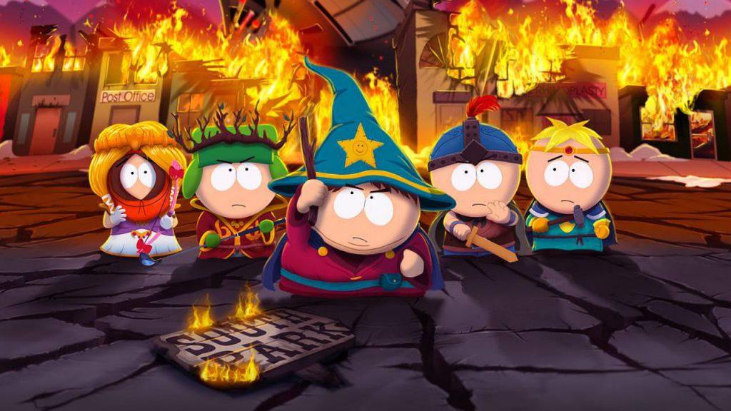 South Park Il bastone della verità nintendo switch