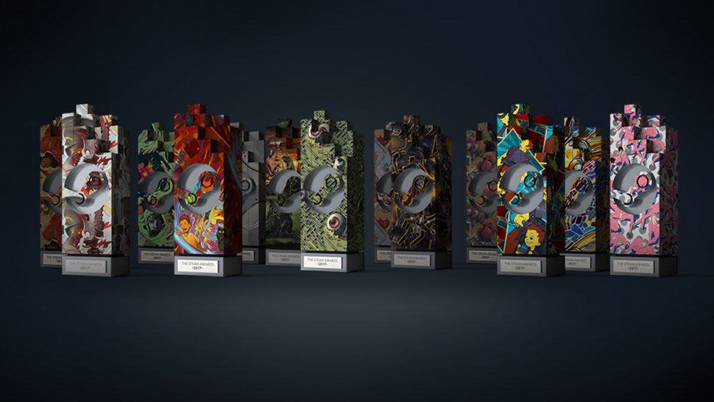 Steam Awards 2017 vincitori