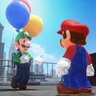 Super Mario Odyssey mini-gioco