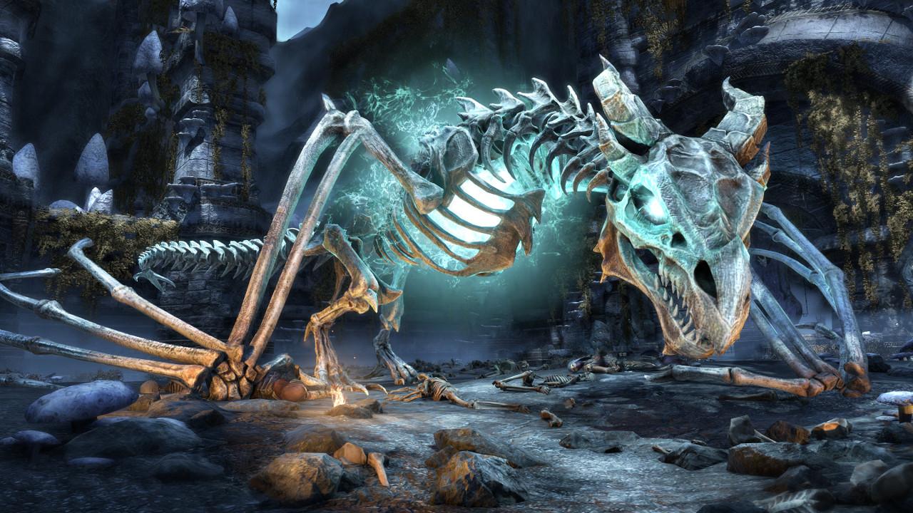 TESO: primi dettagli sul DLC Dragon Bones e l'aggiornamento 17