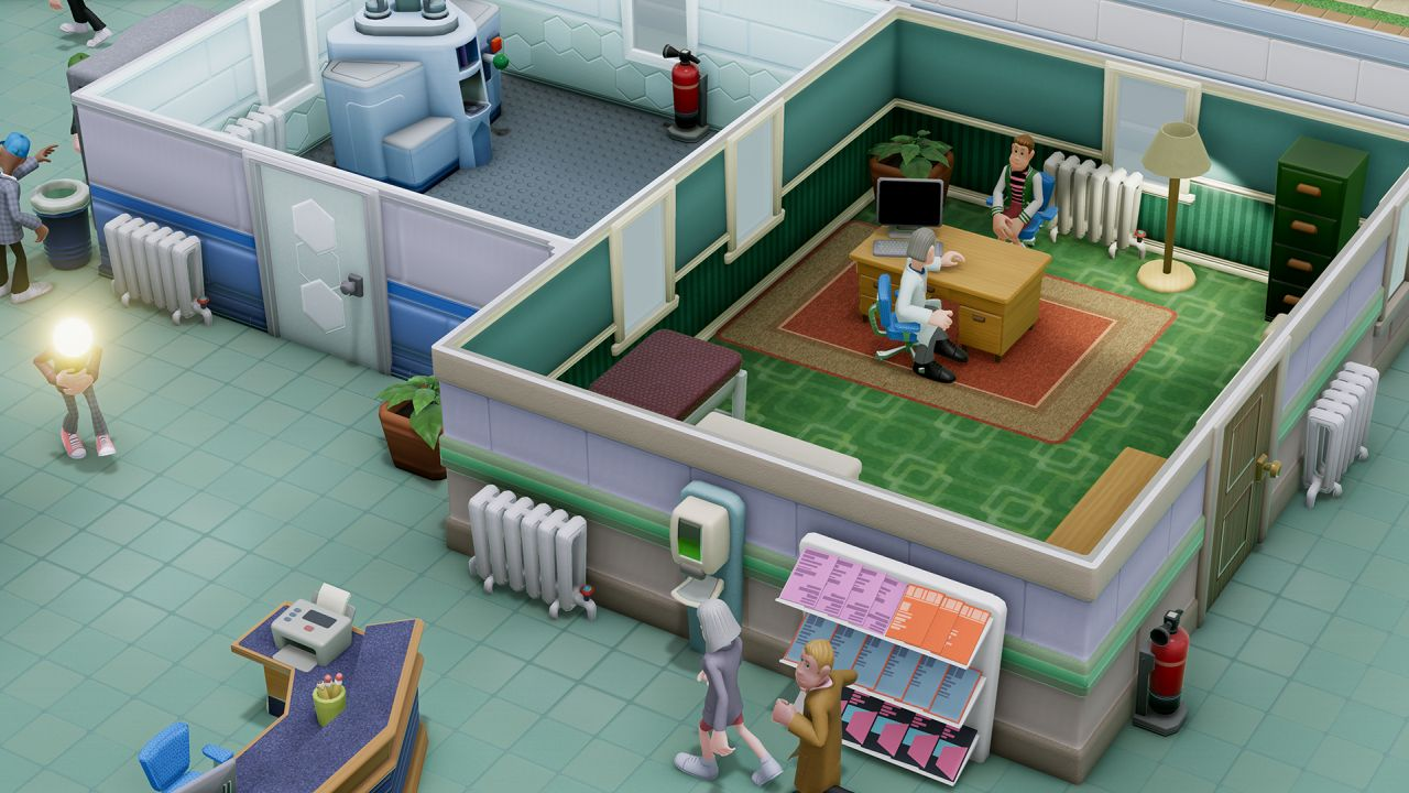 two point hospital steam workshop