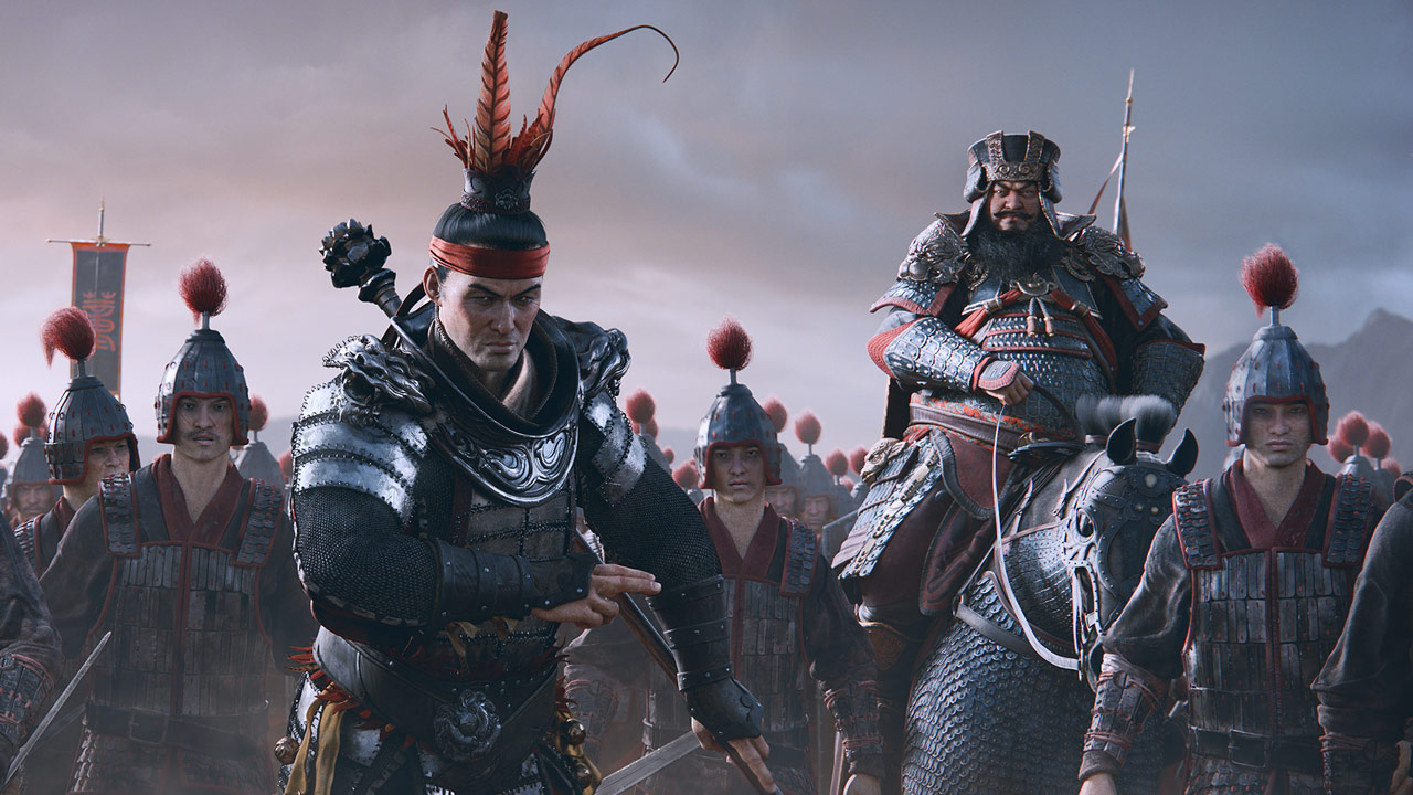 creative assembly hero shooter Total War Three Kingdoms steam