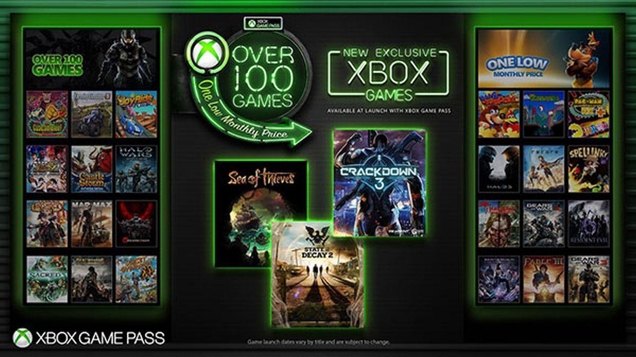 Xbox Game Pass si espanderà con nuovi titoli Microsoft Studios non appena questi saranno disponibili