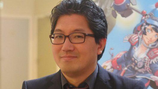 Yuji Naka Square Enix Sonic