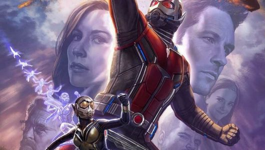 Ant-Man and the Wasp trailer italiano
