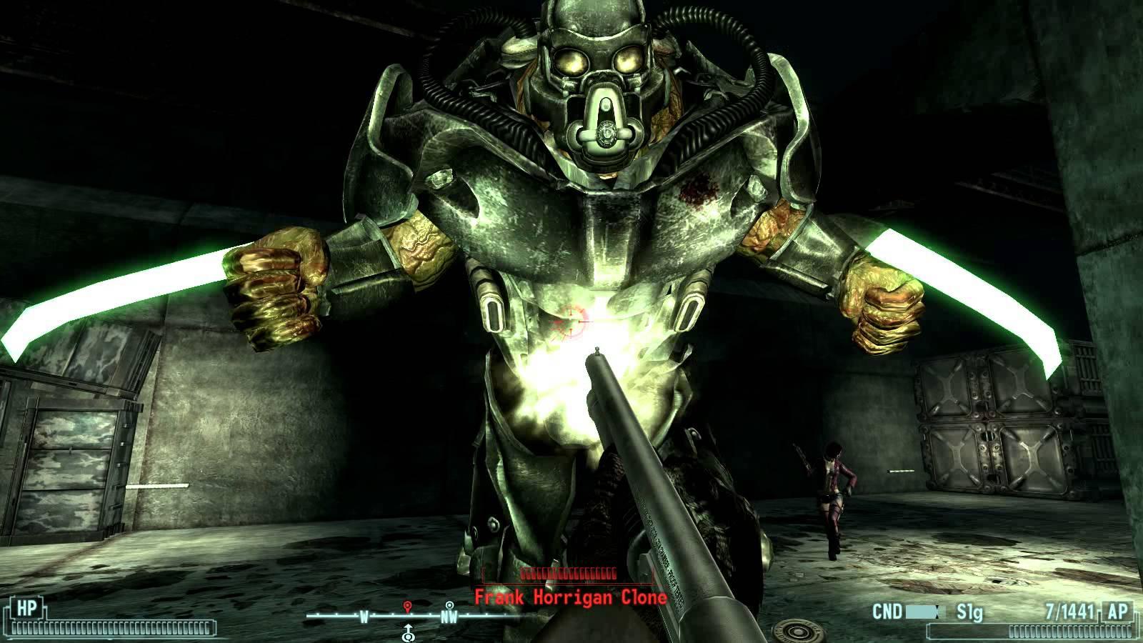 boss battle fallout new vegas