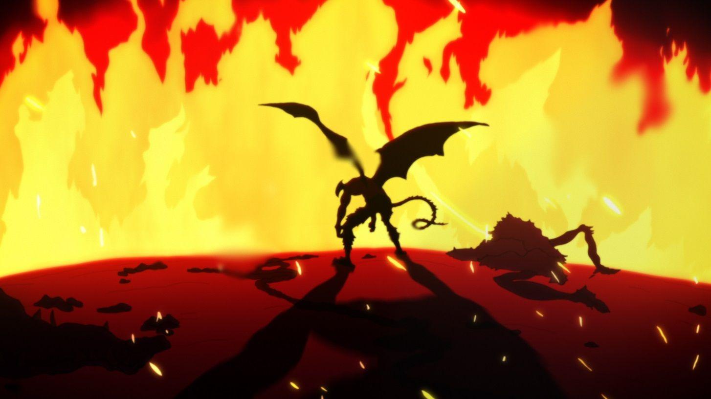 devilman crybaby recensione