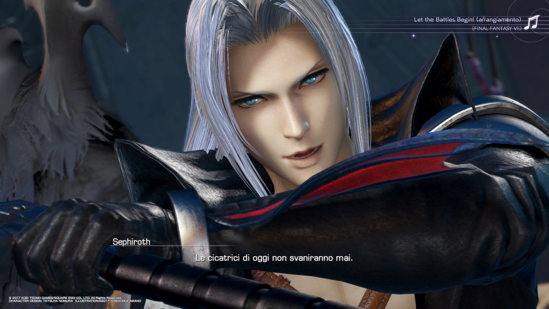 dissidia final fantasy nt open beta anteprima