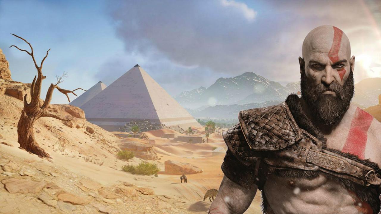 God of War: l'era dei Maya e quella egiziana potrebbero essere le prossime location della saga