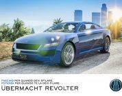 GTA Online: disponibile la Ubermacht Revolter e nuovi sconti
