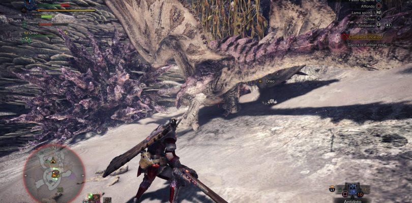 monster hunter world recensione