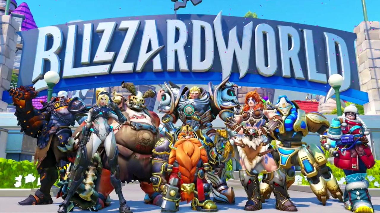 Overwatch: arriva oggi la nuova mappa Blizzard World
