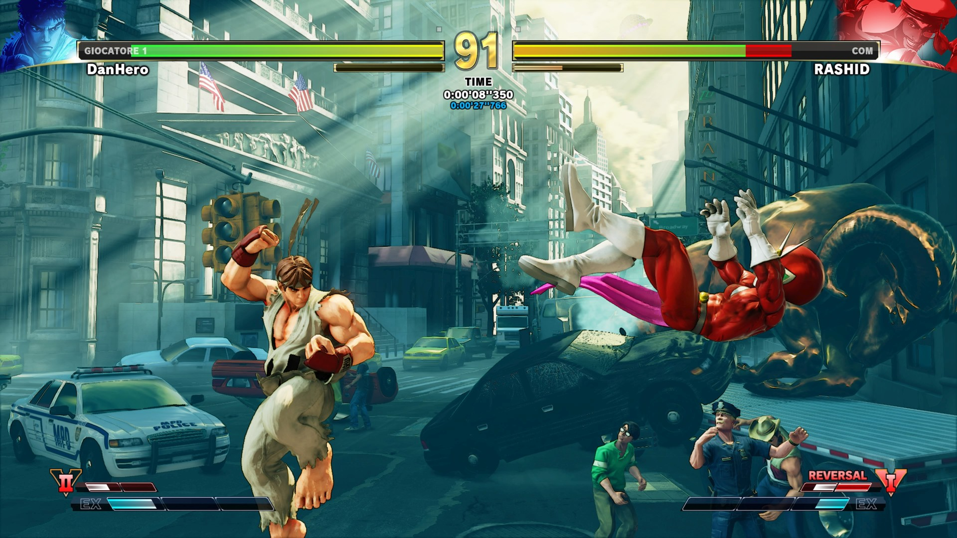 street fighter v arcade edition speciale