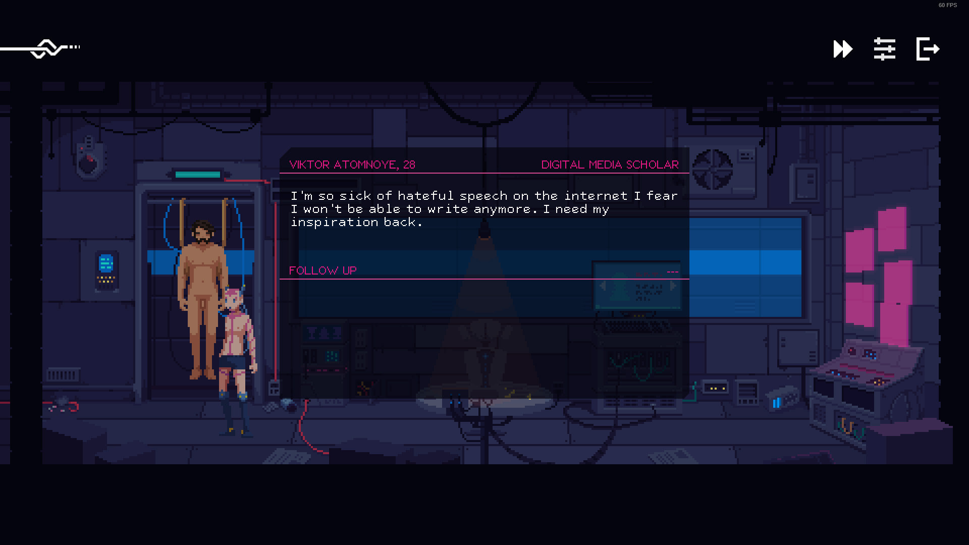 the red strings club recensione pc