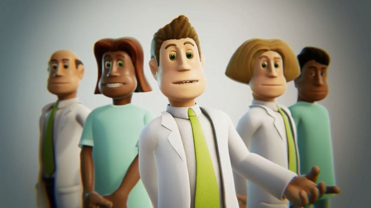 two point hospital uscita console