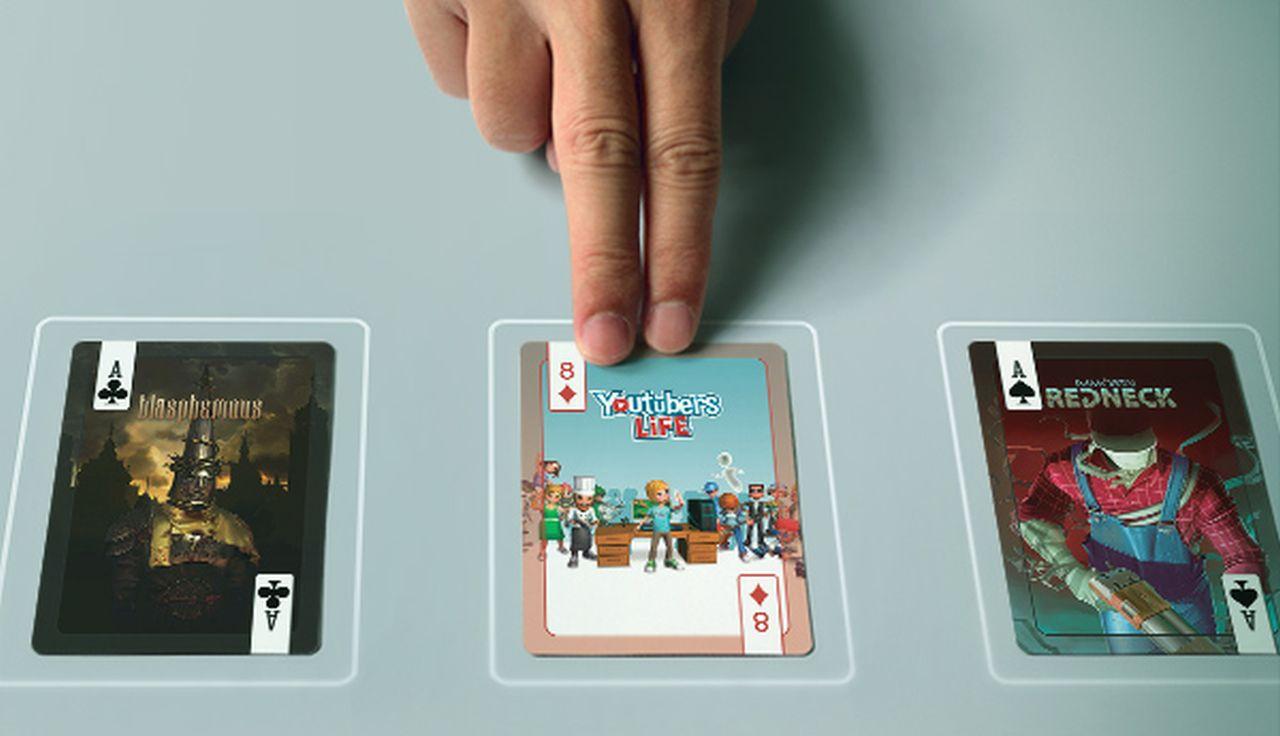 VGPC, il mazzo da poker dei videogiochi indie approda su Kickstarter