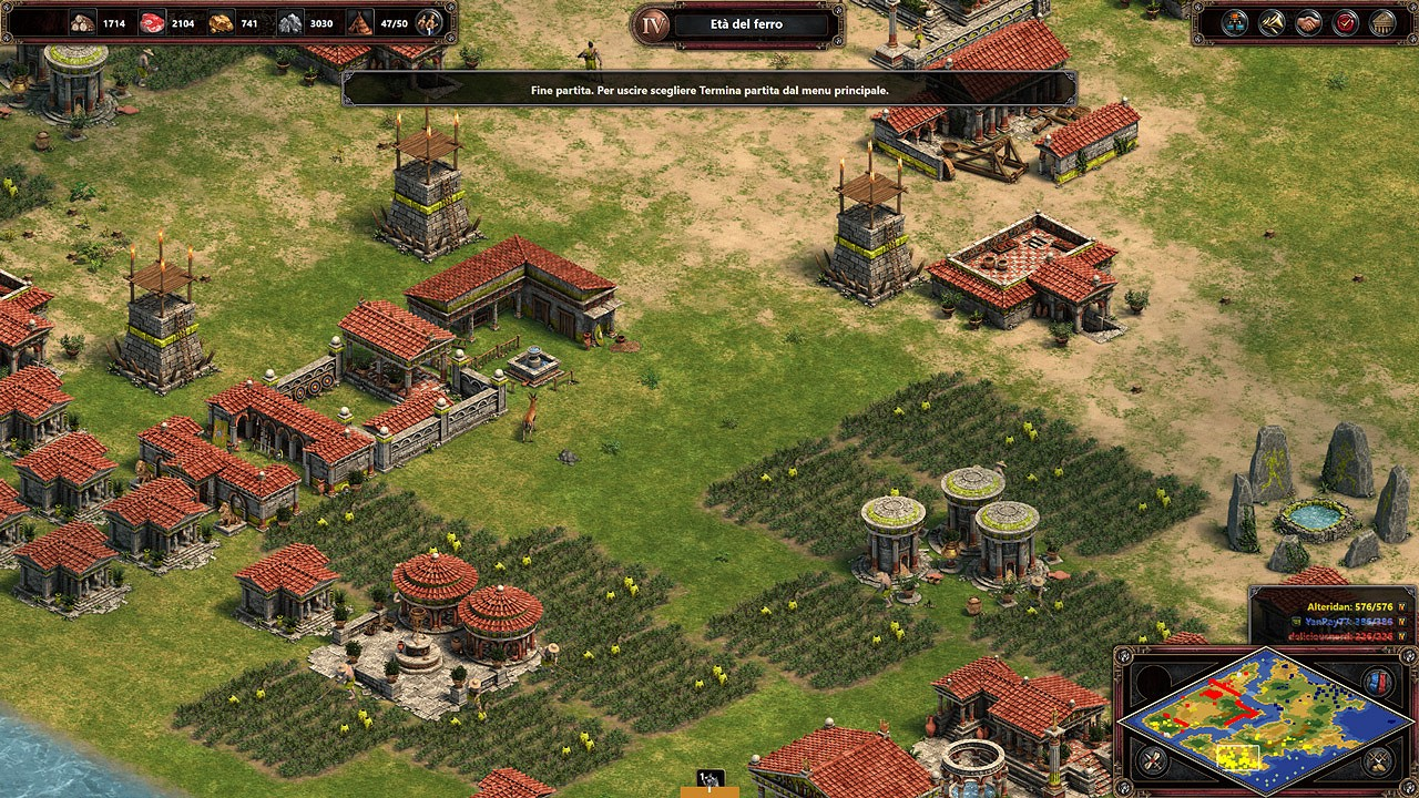Age of Empires Definitive Edition PC anteprima 07