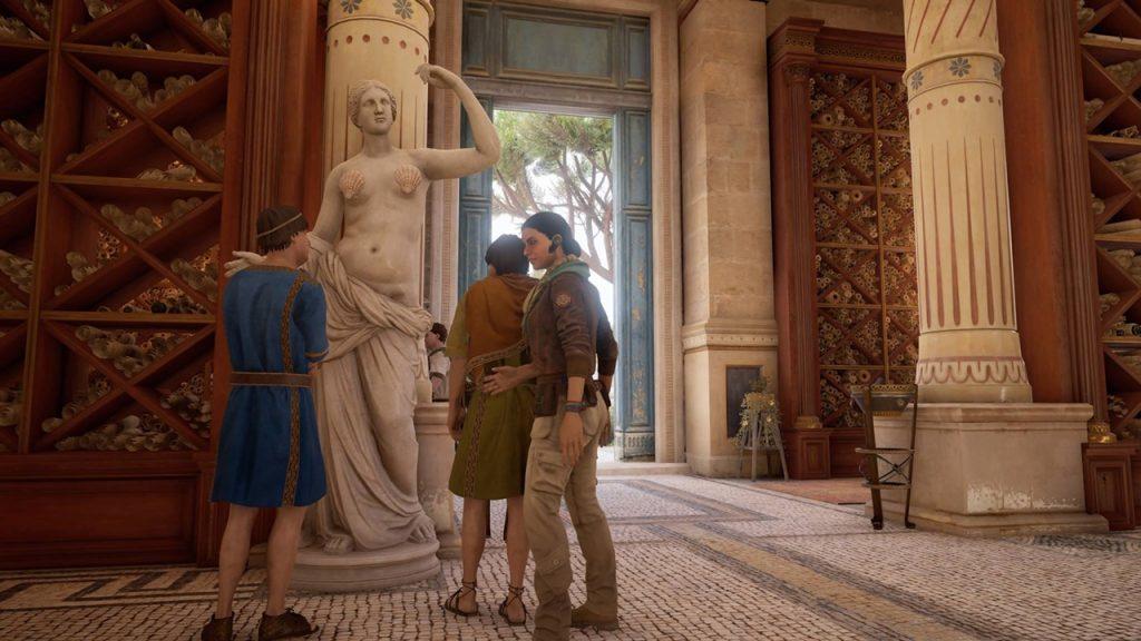 Assassin's Creed Origins Discovery Tour censura