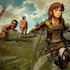 """Attack on Titan 2: pubblicato il nuovo """"Battle"""" trailer"""