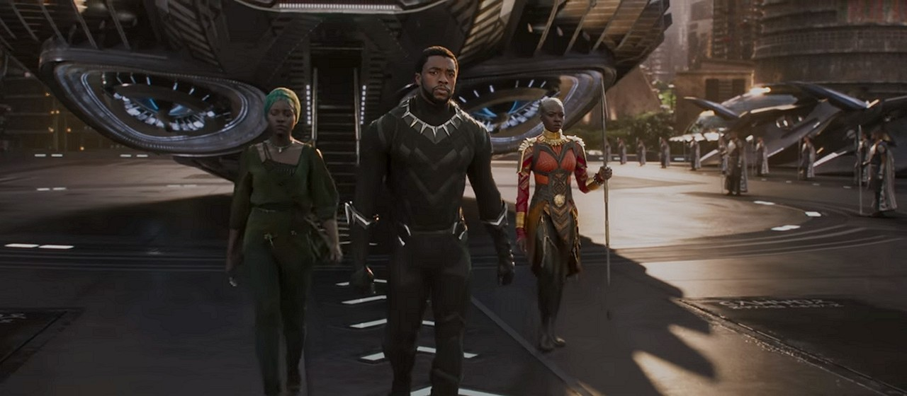 Black Panther immagine Cinema 03