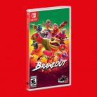 Brawlout: annunciata l'edizione in formato fisico per Switch