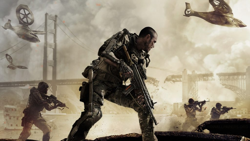Call of Duty Advanced Warfare Sledgehammer Games