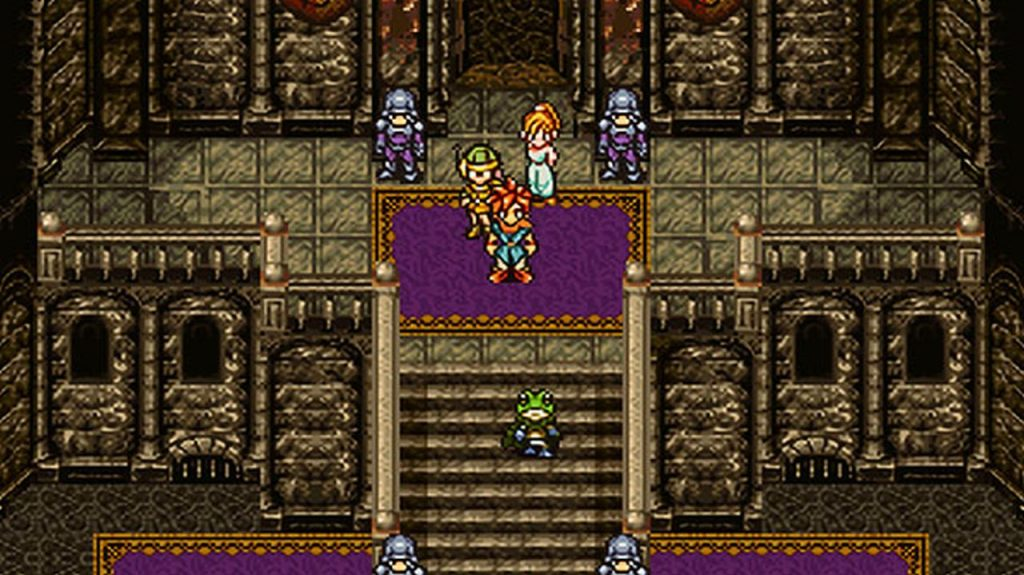 Chrono Trigger steam