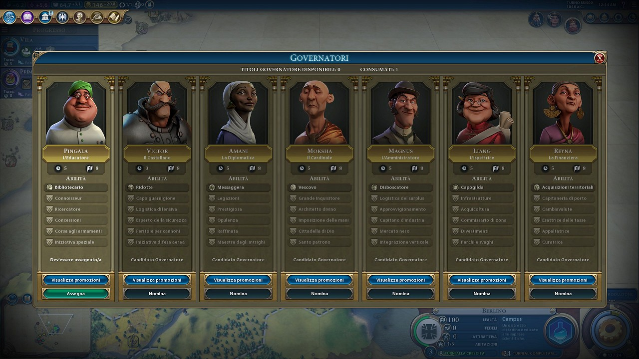 Civilization VI Rise and Fall immagine PC 05