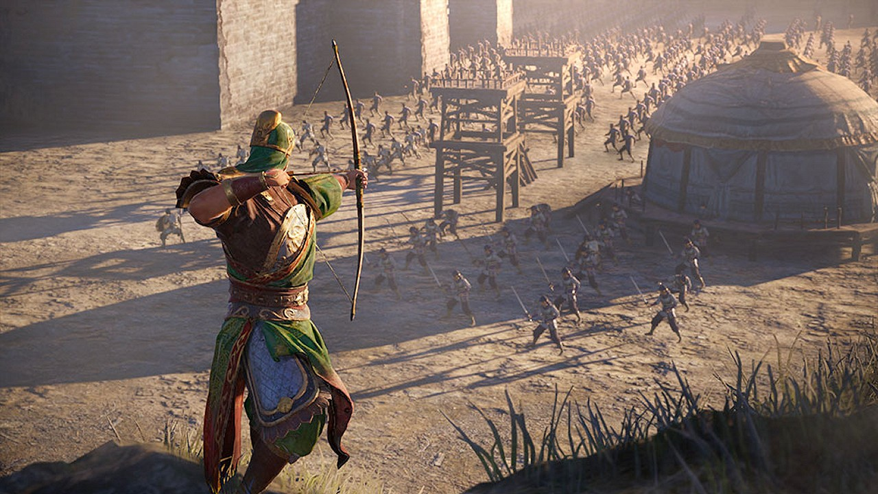 Dynasty Warriors 9 immagine PC PS4 Xbox One 04