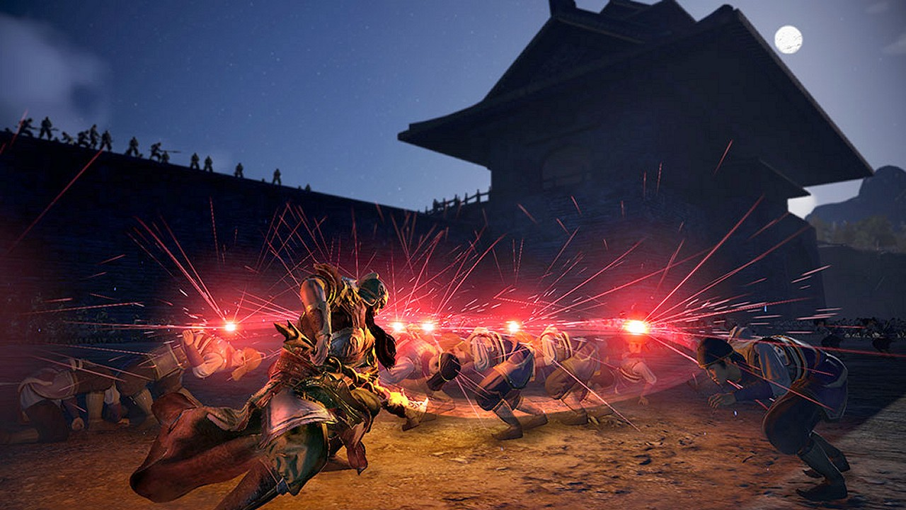 Dynasty Warriors 9 immagine PC PS4 Xbox One 05