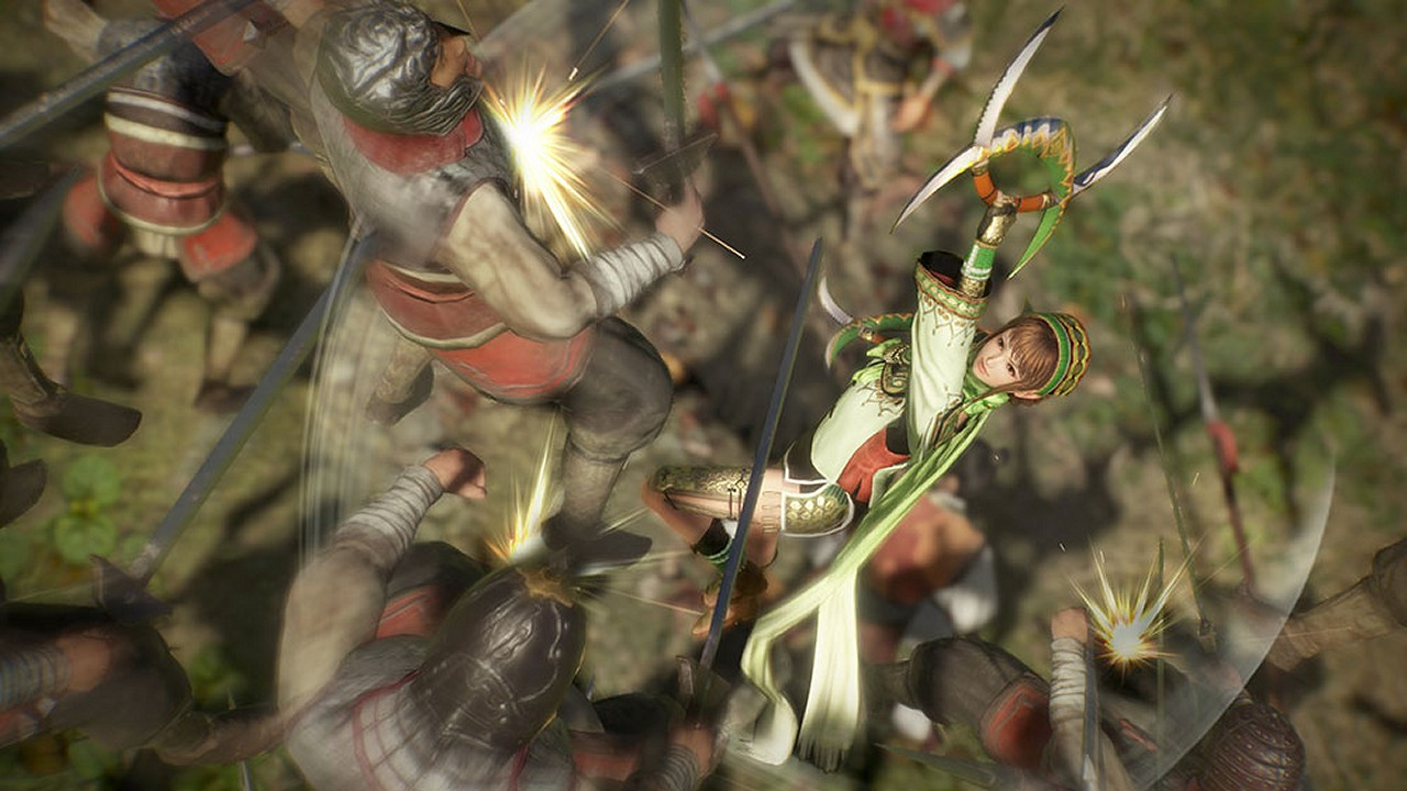 Dynasty Warriors 9 immagine PC PS4 Xbox One 09