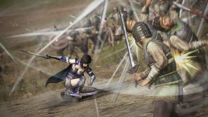 Dynasty Warriors 9 immagine PC PS4 Xbox One 13