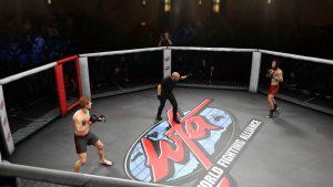 EA Sports UFC 3 immagine PS4 Xbox One 04