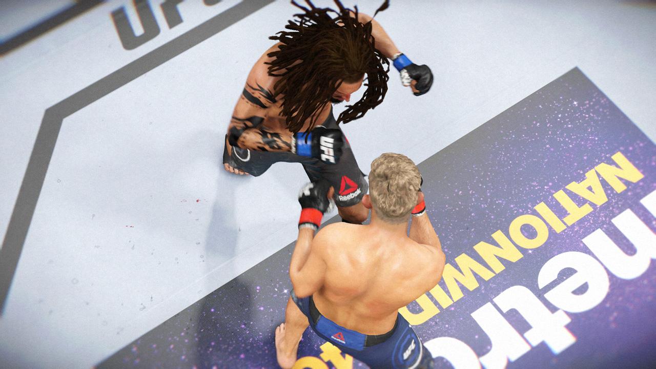 EA Sports UFC 3 immagine PS4 Xbox One 07