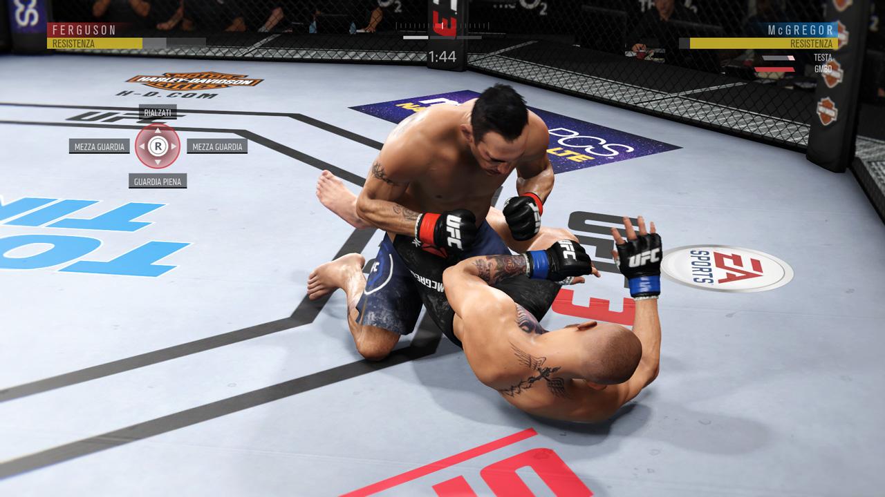 EA Sports UFC 3 immagine PS4 Xbox One 13