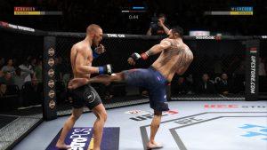 EA Sports UFC 3 immagine PS4 Xbox One 14