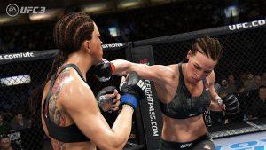EA Sports UFC 3 immagine PS4 Xbox One 19