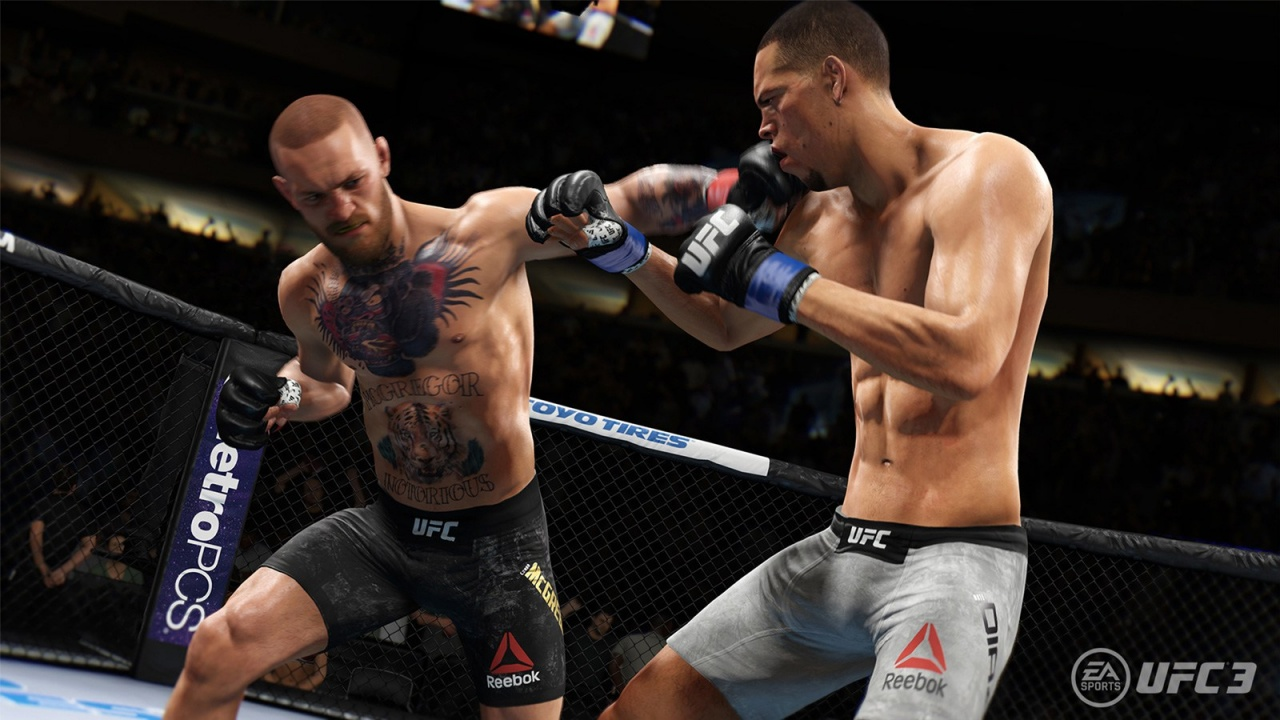 EA Sports UFC 3 immagine PS4 Xbox One 20