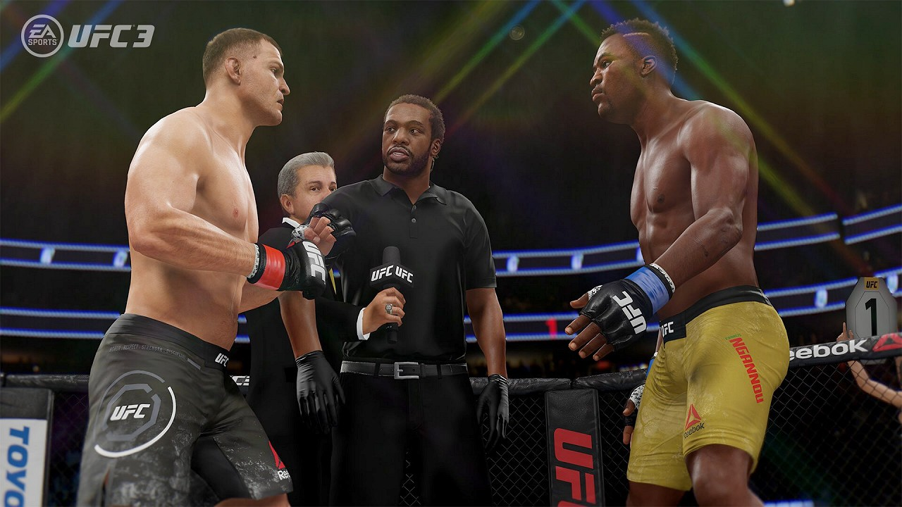 ea sports ufc 3 recensione ps4 xbox one the games machine