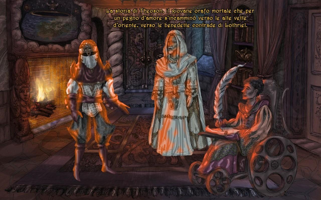 Eselmir e i cinque doni magici PC immagine 02