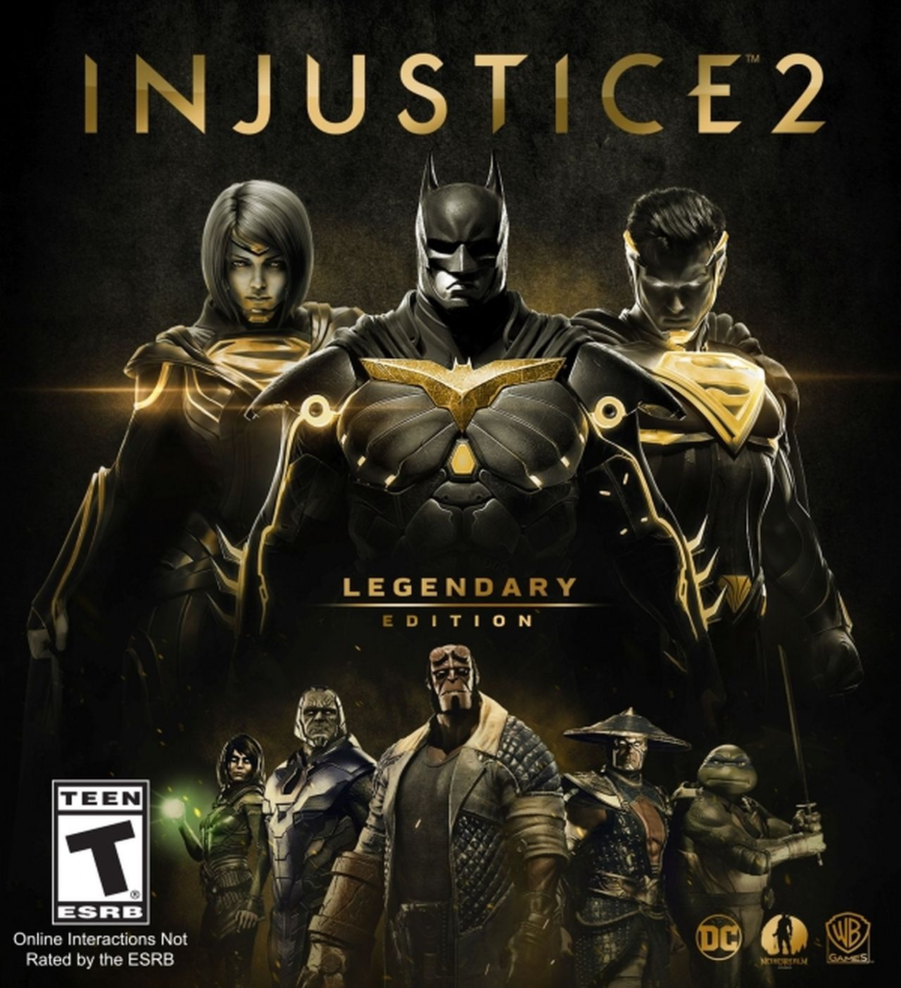 Injustice 2: NetherRealm Studios annuncia oggi la Legendary Edition