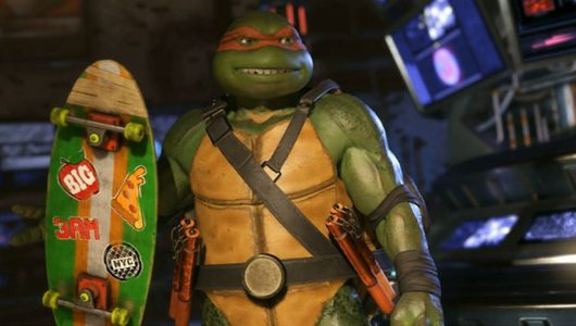 Injustice 2: un trailer per le Teenage Mutant Ninja Turtles