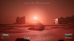 Memories of Mars diario sviluppo