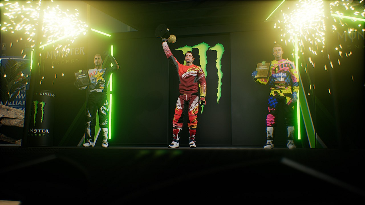 Monster Energy Supercross immagine PC PS4 Xbox One Switch 01